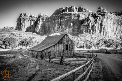 Barn, Capitol Reef