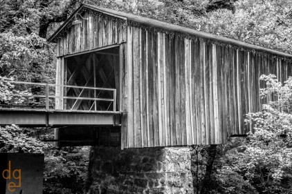 Covered Bridge, Euharlee, GA