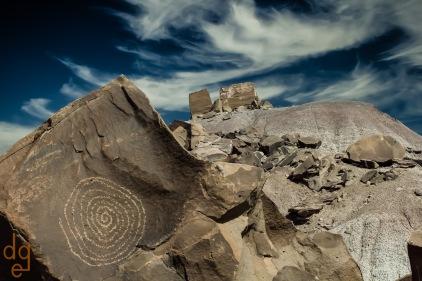 Martha's Butte Petroglyphs-2