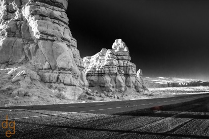 On The Road To Capitol Reef
