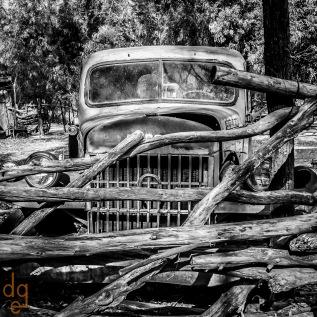 Once Powerful Dodge Power Wagon