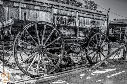 Tombstone Wagon
