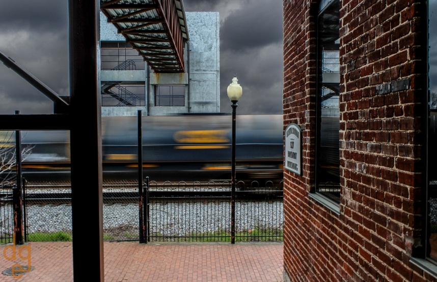 Train Depot, Marietta Georgia